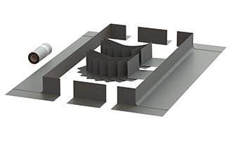 Accessories – Flashing Kit