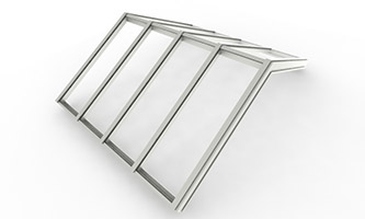 Architectural Structural – Ridge Skylight_ C, C (4×2)