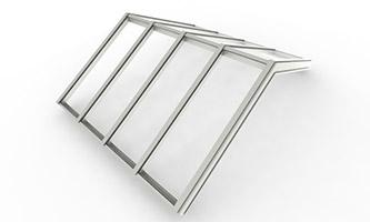 Architectural Structural – Ridge Skylight_ C, C (4×2)