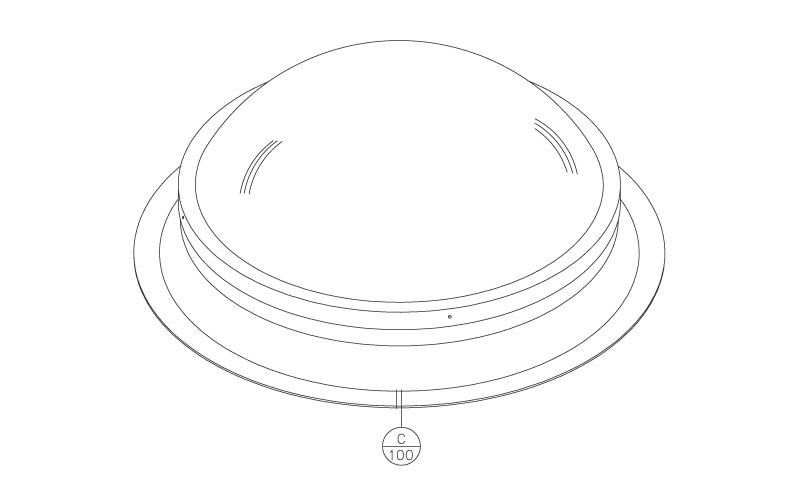 curb-mount-circular-skylight