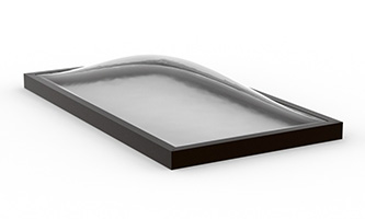 Curb Mount Fixed Dome Skylight_2x4, D, C_C (2650)