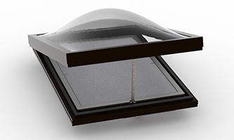 Curb Mount Vented Dome Skylight_2x2, D, C, C copy