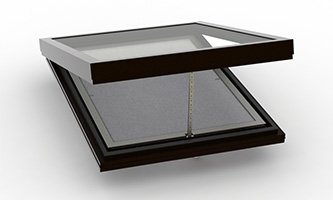 Curb Mount Vented Flat Glass Skylight_2x2, D, E copy