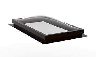 Self Flashing (Deck Mount) – Fixed Dome Skylight
