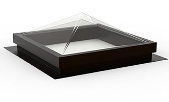 Self Flashing (Deck Mount) – Pyramid Skylight