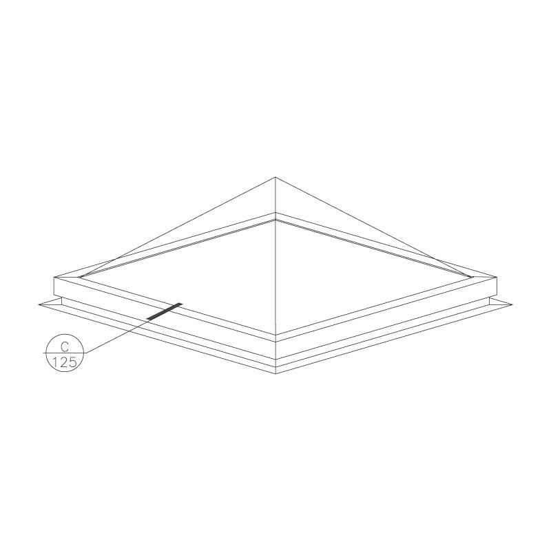 self-flashing-formed-pyramid-skylight