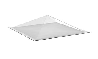Skylight Replacement Domes – Pyramid Replacement